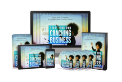 Start Your Own Coaching Business PLR Bundle