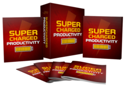 Super Charged Productivity PLR Bundle