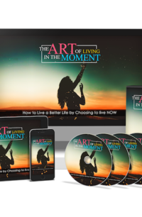 The Art Of Living In The Moment PLR Bundle