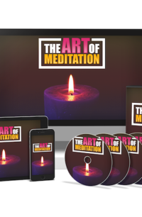 The Art Of Meditation PLR Bundle