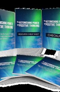 The Astonishing Power Of Positive Thinking PLR Bundle