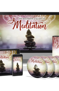 The Beginner's Guide To Meditation PLR Bundle