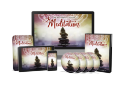 The Beginner's Guide To Meditation PLR Bundle