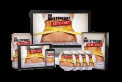 The Bulletproof Keto Diet PLR Bundle