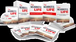 The Meaningful Life PLR Bundle