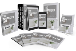 The Organized Life PLR Bundle