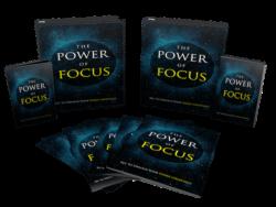 The Power Of Focus PLR Bundle