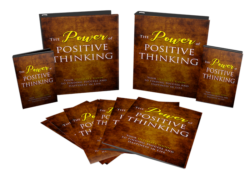 The Power Of Positive Thinking PLR Bundle