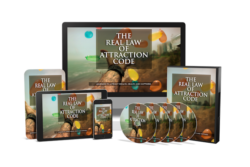 The Real Law Of Attraction Code PLR Bundle