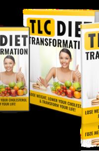 TLC Diet Transformation PLR Bundle