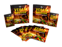 Vegan Warrior PLR Bundle