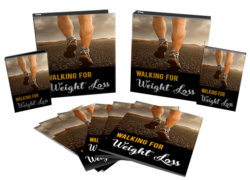 Walking For Weight Loss PLR Bundle
