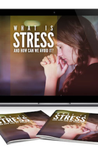 What Is Stress And How We Can Avoid It? PLR Bundle