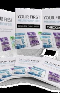 Your First Membership Site PLR Bundle